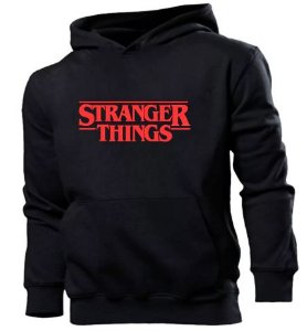 Blusa De Frio Stranger Things Estampa Full Moletom Unissex