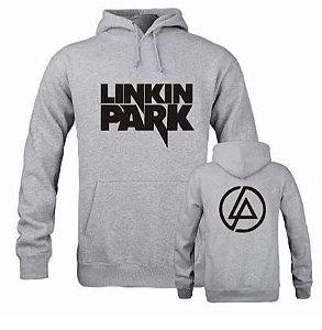 Blusa De Frio Linkin Park Estampa Full Moletom Unissex