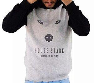 Blusa De Frio Estampa Game Of Thrones Full Moletom Unissex