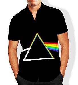 Camisa Masculina Social LGBT Luxo Lançamento