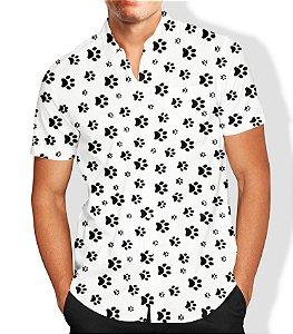Camisa Masculina Social Patas Luxo Lançamento