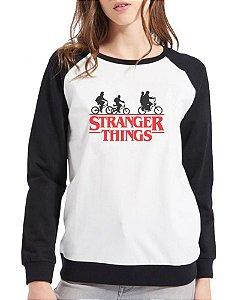 Blusa de Frio Full Stranger Things