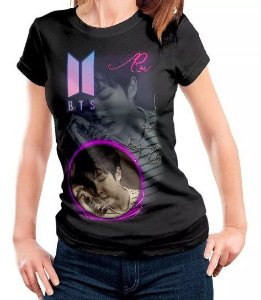 Camiseta Bts Namjoon Bangtan Boys Love Yourself Brasil