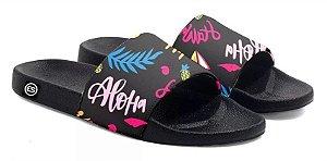 Chinelo Aloha Slide Sandalia Unissex Top !