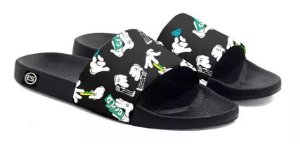 Chinelo Dedo Mickey Slide Sandalia Unissex Top