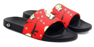 Chinelo La Casa de Papel Slide Sandalia Unissex Top