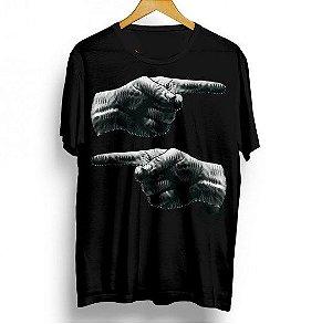 Camiseta Camisa Masculina Full Mão