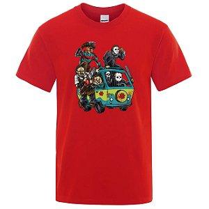 Camisa Camiseta Halloween