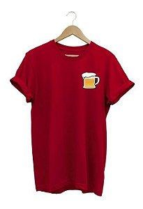Camiseta Camisa Copo de Cerveja - Chopp