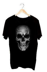 Camisa Camiseta Caveira Skull