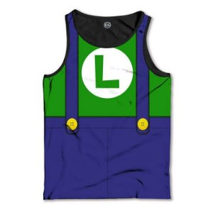 Camiseta  Regata LUIGI UNIFORME