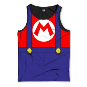 Camiseta  Regata MARIO UNIFORME