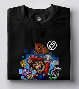 Camisa Camiseta SUPER MARIO