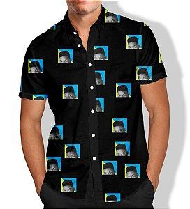 Camisa Camiseta Social Will Smith