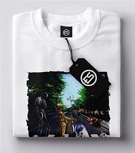 Lançamento Camiseta Star Wars Estampada DTG Star Wars Coleção ES