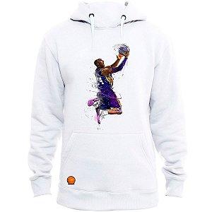 Blusa De Frio Moletom Estampada Kobe Bryant