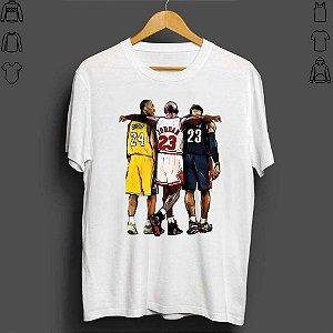 Camisa Camiseta Kobe Bryant Basquete