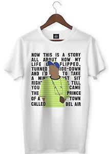Camiseta Um Maluco no Pedaço - Abertura