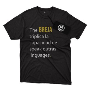 Camisa Camiseta Frases - The Breja