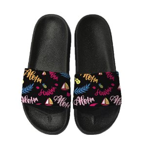 Chinelo Slide Sandalia Unissex Top - Aloha