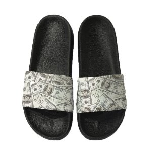 Chinelo Slide Sandalia Unissex Top - Dollar Money