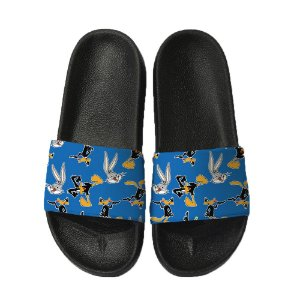 Chinelo Slide Sandalia Unissex Top - Looney Tunes