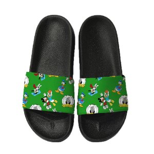 Chinelo Slide Sandalia Unissex Top - Disney Pato Donald