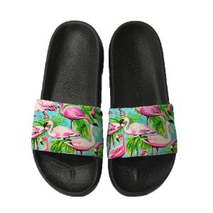 Chinelo Slide Sandalia Unissex Top - Flamingo