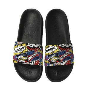 Chinelo Slide Sandalia Unissex Top - Comic's