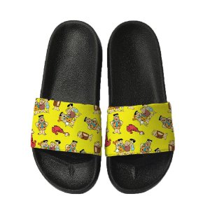 Chinelo Slide Sandalia Unissex Top - The Flinstones