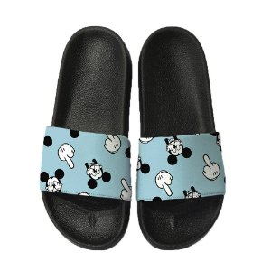 Chinelo Slide Sandalia Unissex Top - Mickey Mouse