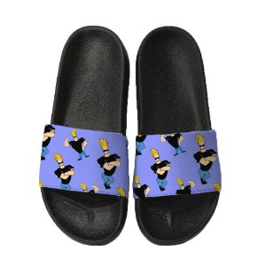 Chinelo Slide Sandalia Unissex Top - Johnny Bravo