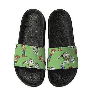Chinelo Slide Sandalia Unissex Top - Toy Story