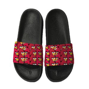 Chinelo Slide Sandalia Unissex Top - Angry Birds