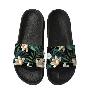 Chinelo Slide Sandalia Unissex Top - Floral