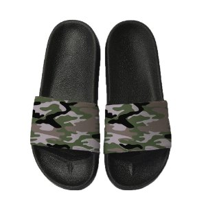Chinelo Slide Sandalia Unissex Top - Camuflagem