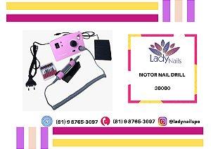 Motor Nail Drill