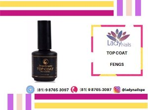 TOPCOAT - FENGS (PRETINHO DO PODER)