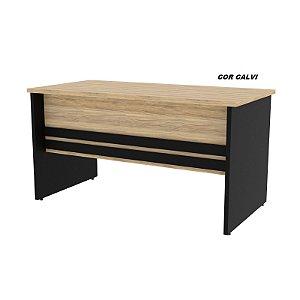 Mesa em madeira 25mm de espessura Linha Dallas