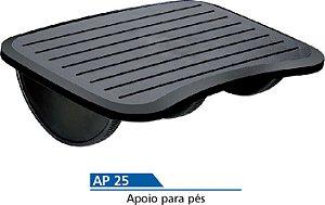 Apoio para pés em plástico - AP25