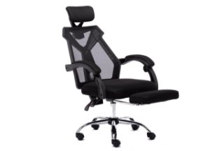 Cadeira Presidente Backsystem Encosto em Tela - 0220P