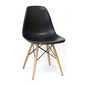 Cadeira Fixa Lisa Base Eiffel - B1561