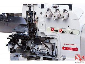Máquina De Costura Industrial Overlock Com Motor Direct Drive - SS 8803-DJ-504M204