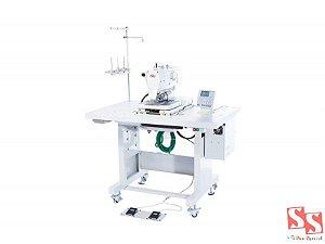 Máquina De Costura Industrial Caseadeira De Olho Eletronica Ss-9820