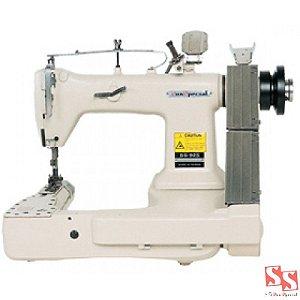 Máquina de Costura Industrial Fechadeira de Braço 3 Agulhas - SSTC036SP