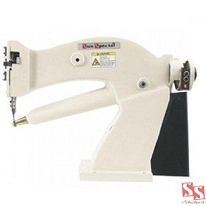 Máquina de Costura Industrial Refiladeira para Couro SSTC311