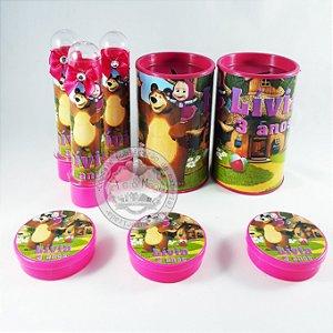 Kit Infantil Personalizado Qualquer Tema 60 peças