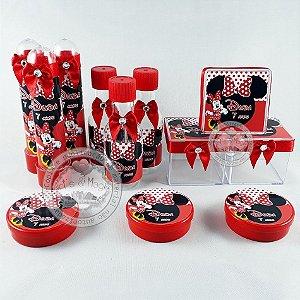 Lembrancinhas da Minnie Vermelha