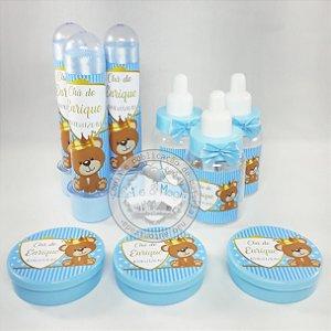 Lembrancinhas Personalizadas Urso Príncipe