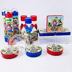 Lembrancinhas Personalizadas Super Mario Bros